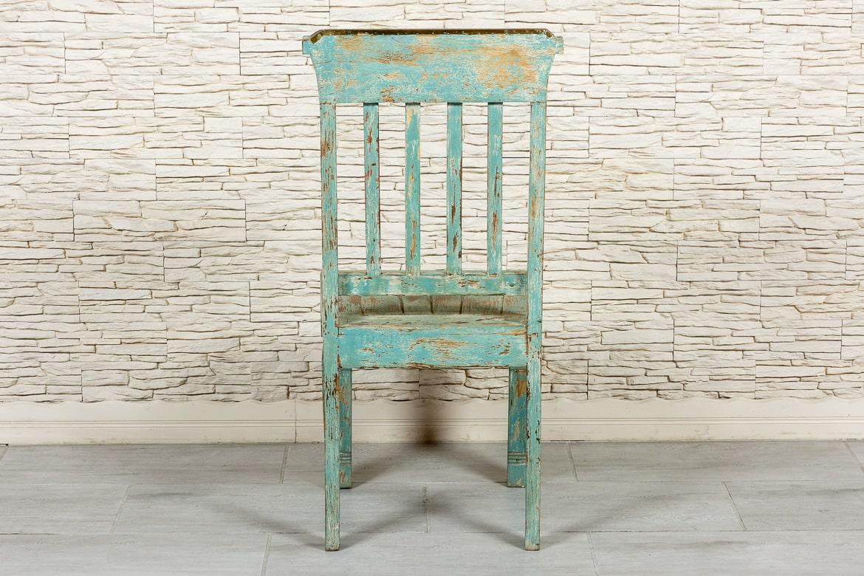 Krzesło z mosiądzem - Orange Tree meble indyjskie