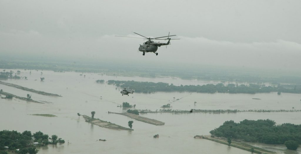 Opóźnienie dostawy z powodu powodzi w Indiach