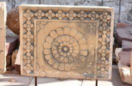 Stary panel Jaisalmer - Orange Tree meble indyjskie
