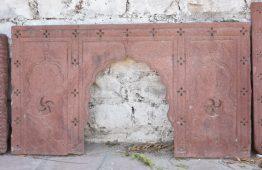 Stary kamień Orange Tree meble indyjskie