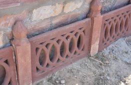 stara kamienna balustrada - Orange Tree meble indyjskie