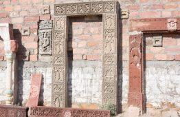 stary portal kamień - Orange Tree meble indyjskie