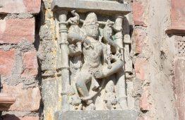 stara rzeźba marmurowa Orange Tree meble indyjskie