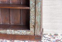 Biblioteka ze starym frontem - Orange Tree meble indyjskie