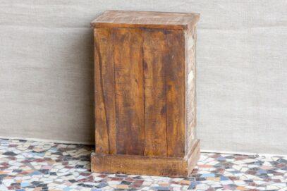 rustykalna szafka nocna - Orange Tree meble indyjskie