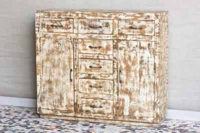 Duża komoda z wieloma szufladami - Orange Tree meble indyjskie