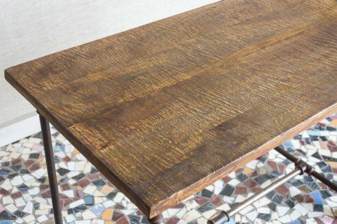 Industrialna loftotwa konsola - Orange Tree meble indyjskie