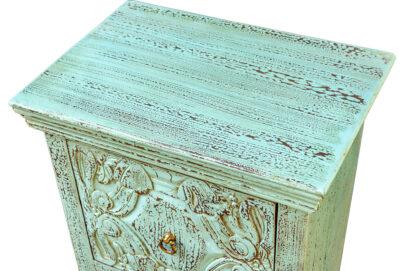 Morska szafka z szufladami - Orange Tree meble indyjskie