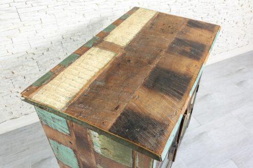 Loftowa komoda recycled - Orange Tree meble indyjskie