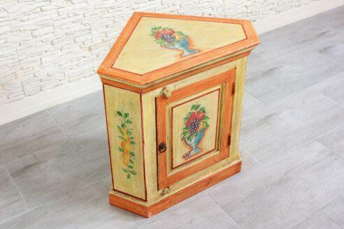 Prowansalska szafka narożna - Orange Tree meble indyjskie