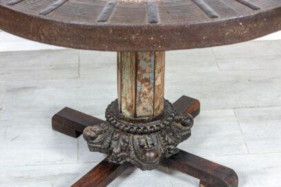 Stolik cart z koła - Orange Tree meble indyjskie