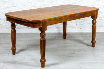 Tekowy stół jadalny - Orange Tree meble indyjskie