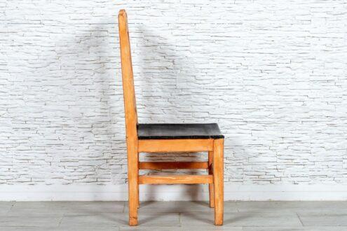 Krzesło slipper wood - Orange Tree meble indyjskie