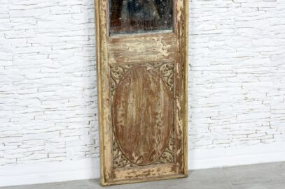 Stary panel z lustrem - Orange Tree meble indyjskie