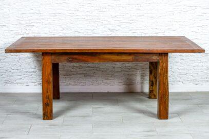 Rustykalny stół jadalny - Orange Tree meble indyjskie