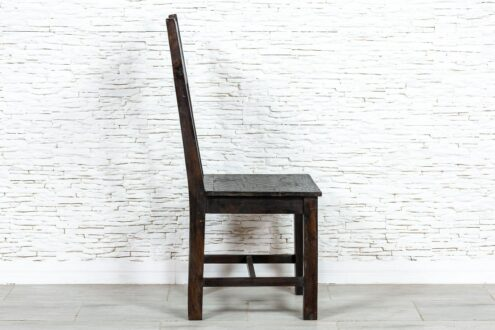 Dłubane krzesło - Orange Tree meble indyjskie