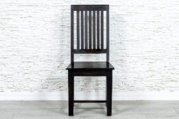 Czarne krzesło - Orange Tree meble indyjskie