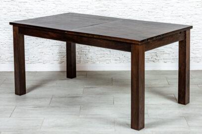 Brązowy stół rozkładany - Orange Tree meble indyjskie