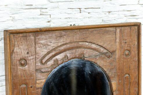 Stare drzwiczki tekowe - Orange Tree meble indyjskie