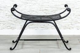 Kute krzesło rzymskie - Orange Tree meble indyjskie