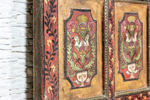 Stary front drzwiowy - Orange Tree meble indyjskie