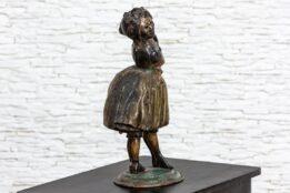 Stara figurka kobiety - Orange Tree meble indyjskie