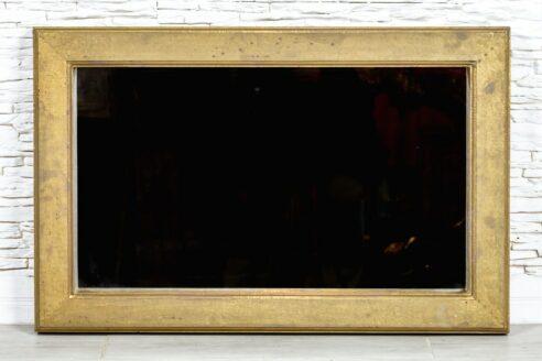 Złota rama z lustrem - Orange Tree meble indyjskie