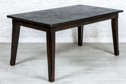 Stół z dłubanym blatem - Orange Tree meble indyjskie