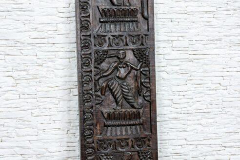 Etniczny panel rzeźbiony - Orange Tree meble indyjskie