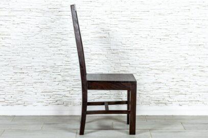 Brązowe krzesło - Orange Tree meble indyjskie