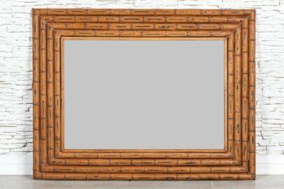 Metalowa rama z lustrem - Orange Tree meble indyjskie