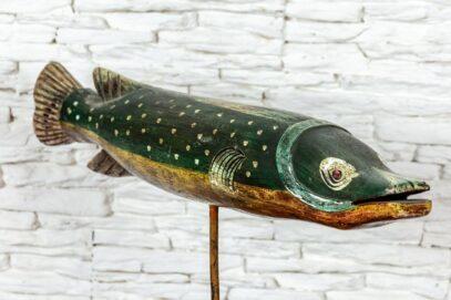 Ryba na patyku 1