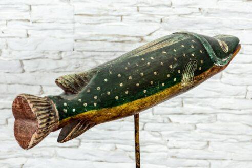 Ryba na patyku 3