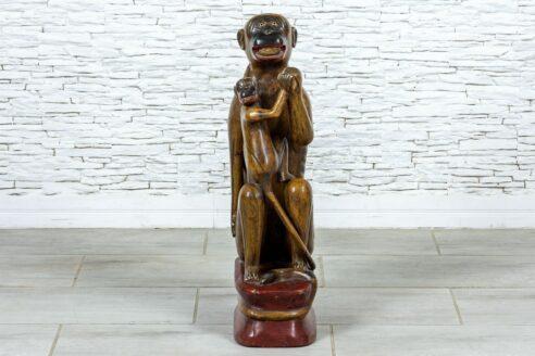 Małpka z dzieckiem 2