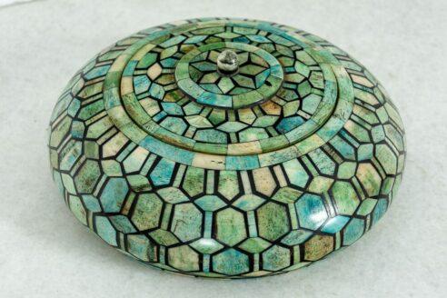 Pudełko opium z morską kością 1