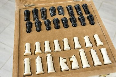 Kościane szachy 4