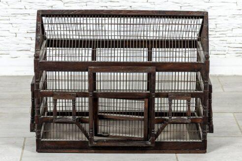 Średnia klatka dla ptaków 1