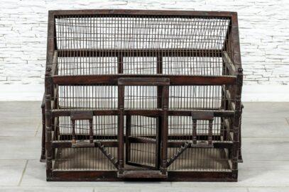Duża klatka dla ptaków 1