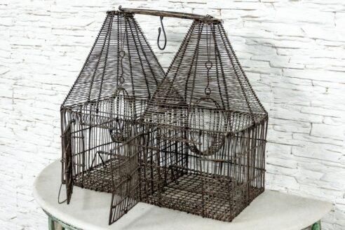 Druciana klatka dla ptaków 3