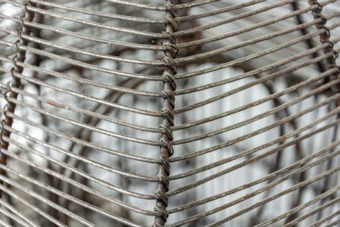 Druciana klatka dla ptaków 4