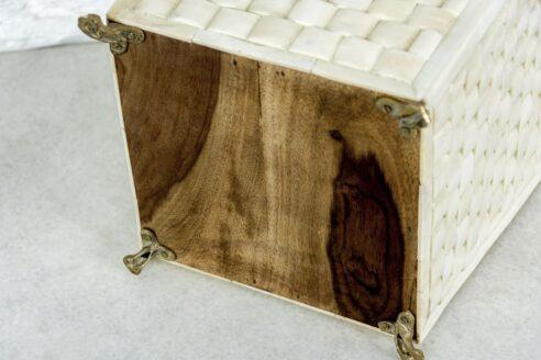 Kościany kubełek na lwich łapkach 4