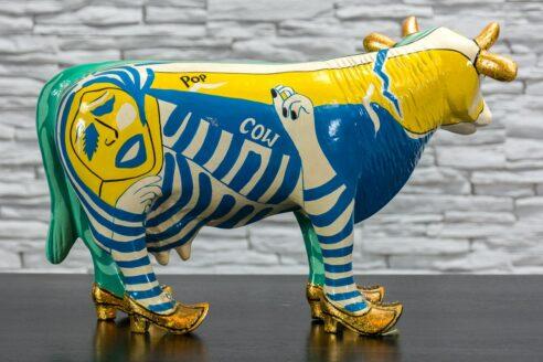 Prześwietlona krowa 2