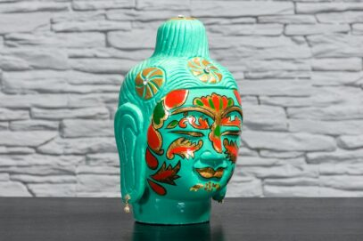 Zielony Budda 1