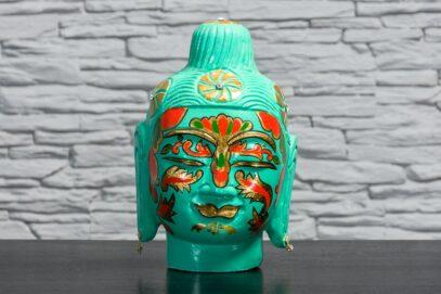Zielony Budda 2