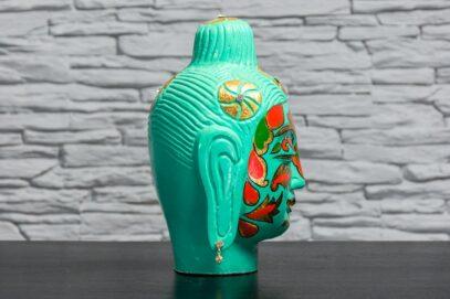Zielony Budda 3
