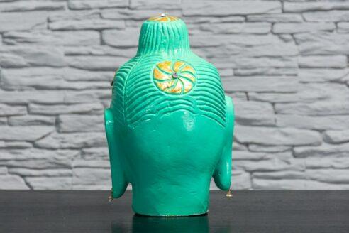 Zielony Budda 4
