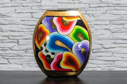 """Kolorowy wazon """"Sumay"""" 2"""