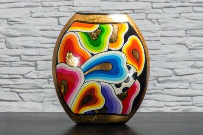 """Kolorowy wazon """"Sumay"""" 4"""