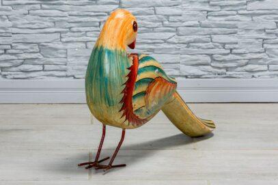 Pomarańczowo-niebieska papuga 2