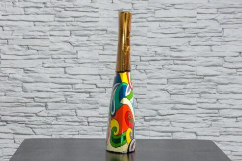 Kolorowy wazonik 40cm 3